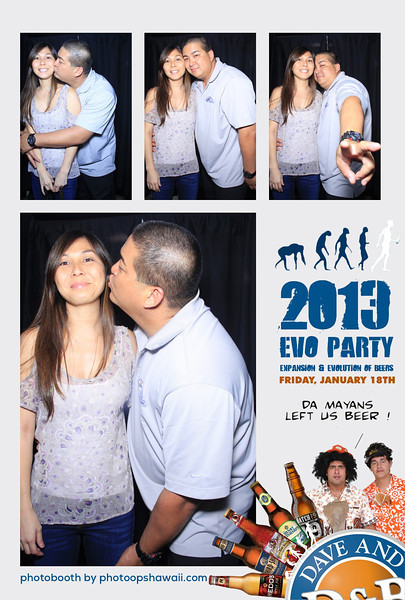 2013 EVO Party  @ Dave & Busters (Photo Booth)