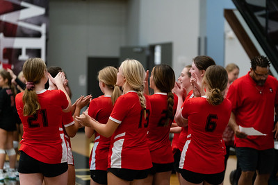 CCS JV Volleyball 8-24-21