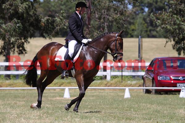 2009 10 17 Brooker Swan River Horse Trials Dressage Arenas 7 8 11:40am till 1:50pm