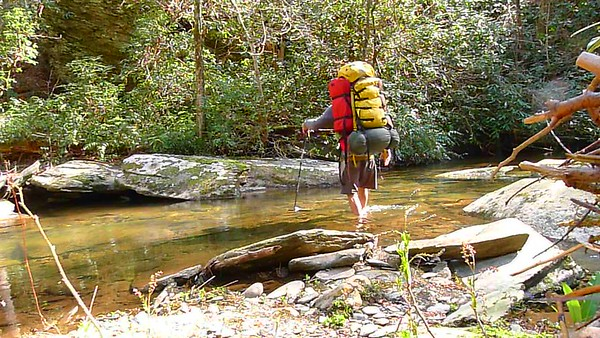 24 Day Expedition to Wildcat Creek