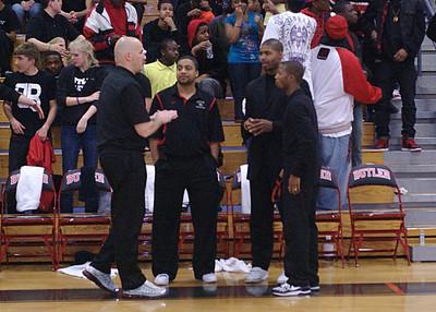02/03/2010 BHS Boys Basketball - Butler VS Providence