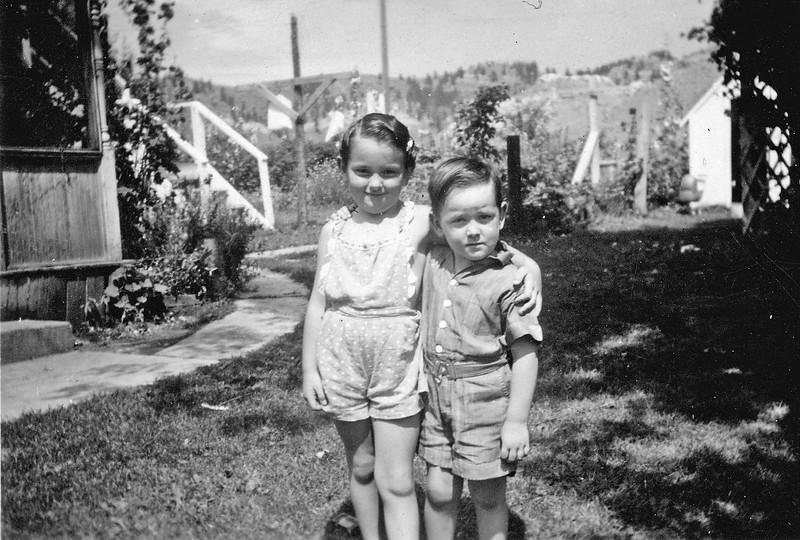 Leota and Ray Scott