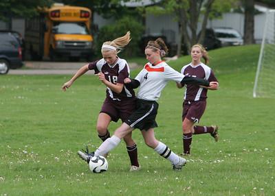 Leslie Vs Western Soccer