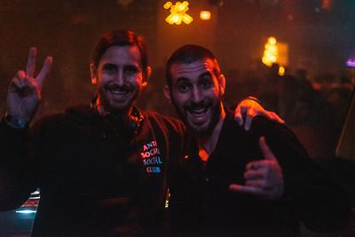 RYBO & Lubelski @ Halcyon