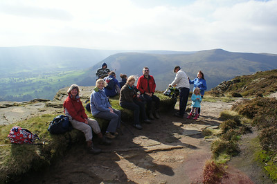 Kinder Scout: The 4th Anniversary Wendy Cronin Memorial Mountain Walk