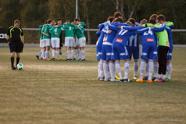 2013-09-19 4.divisjon, seriekamp, Emblem-MSIL 2-0