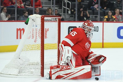NHL: Boston Bruins at Detroit Red Wing