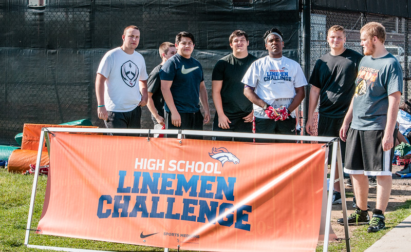 Lineman Competition