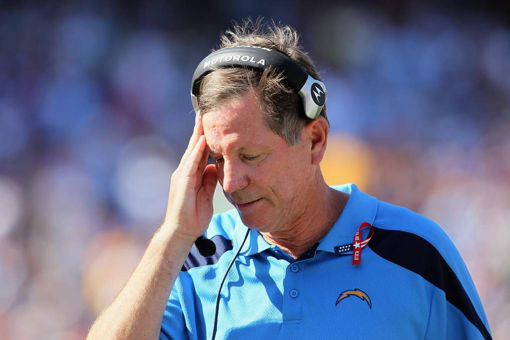 . <p><b> Texans at Chargers (+4):</b>  <p>Norv Turner is in their rear-view mirror, but the Chargers� Norv-ness remains. <p>Pick: <b>Texans by 7</b> <p> <b>RECORD</b> <p><b>Last season:</b> Straight up 178-88-1 (.669), vs. spread 129-129-9 (.500) <p><b>Total (2003-13):</b> Straight up 1711-957-2 (.641), vs. spread 1326-1263-81 (.512)  <br>   (Jeff Gross/Getty Images)  <br> <p>Follow Kevin Cusick on <a href=\'http://twitter.com/theloopnow\'>twitter.com/theloopnow</a>.