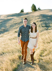 Anna and Jack Engagements