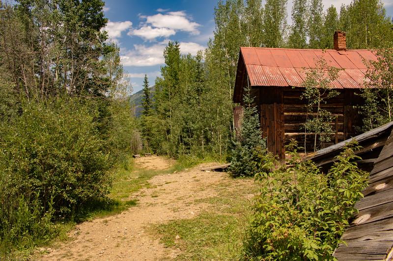 Ironton outside Ouray, Colorado