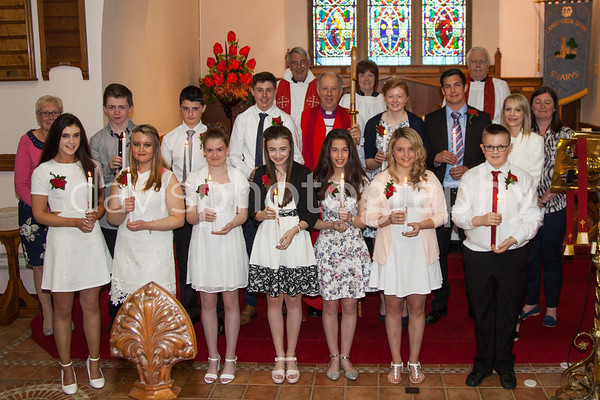 St Marys Church Macosquin Confirmation