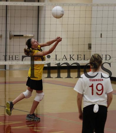 Volley Ball MHLT at AV-W 10/3/2013