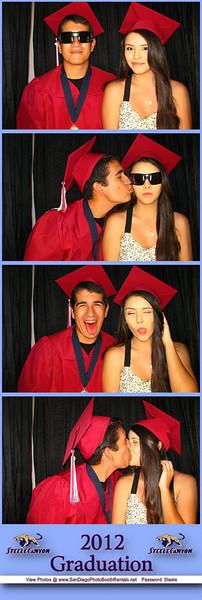 Steele Canyon HS Graduation 6.14.12