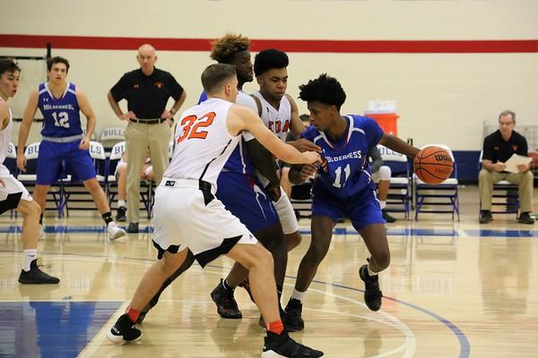 Boys' Varsity Basketball vs. Kimball Union Academy | January 24