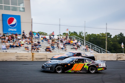 7.24.21 Dominion Raceway Modified/Virginia Racer