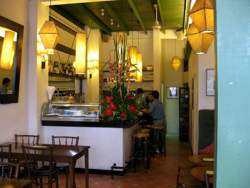 Pattaya - July 2008 Dicks Cafe in Jomtien