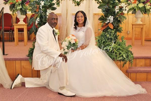 Sharon & Howards Wedding