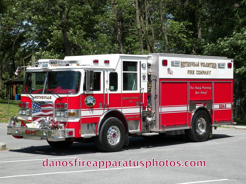 ROTHSVILLE FIRE CO.