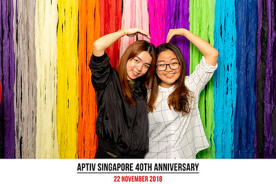 Aptiv 40th Anniversary