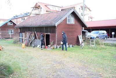 Fellbyhuset / DALAGÅRDEN  29 10 16 & 16 12 16
