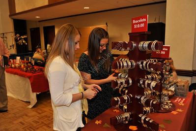27966 WVU Mountaineer Week Craft Fair November 2011