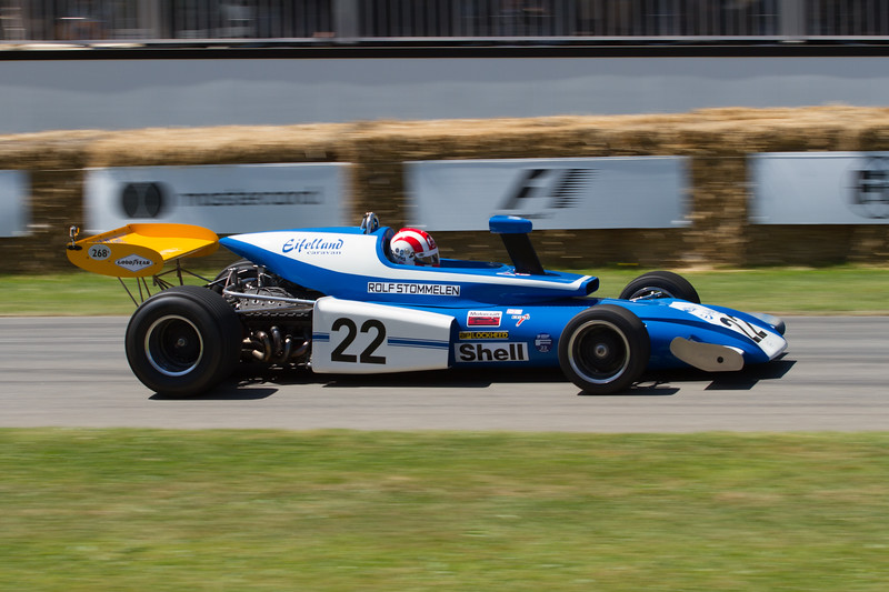 Eifelland-Cosworth E21