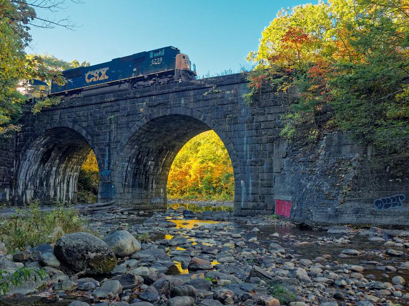 Keystone Arch Bridge E