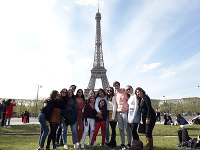 2019 France Exchange Educational Trip