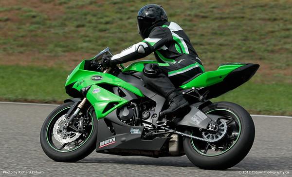 2013 Pro 6 Riders at Calabogie