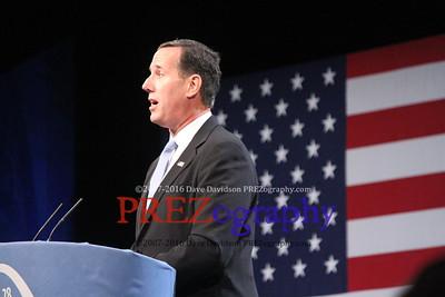 Rick Santorum CPAC St Louis 2013