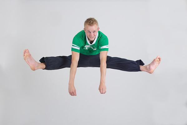 Jump! Gymnastics Team