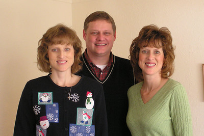 Wiegand Family Christmas - 2004