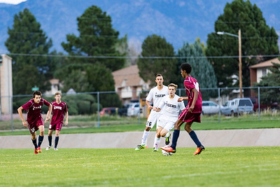 CCHS  vs Sand Creek 2016-09-20