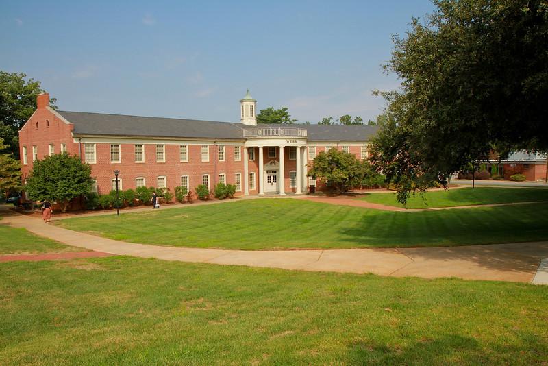 General photos around campus; Fall 2011.