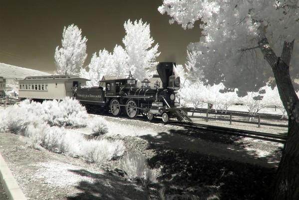 Carson City Rail Road Museum