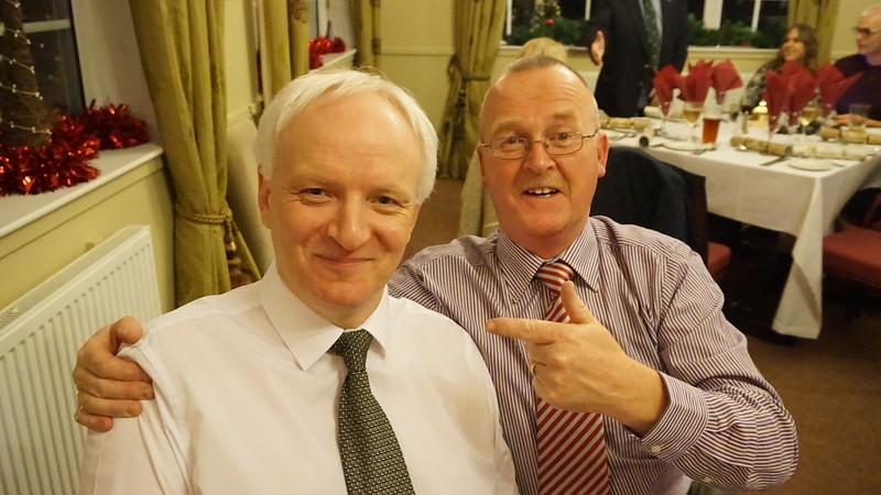 Dave G7hno & John G4zhg