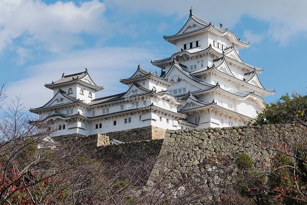 Japan - Himeji Castle
