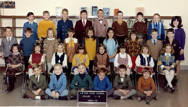 Family Album - School Days