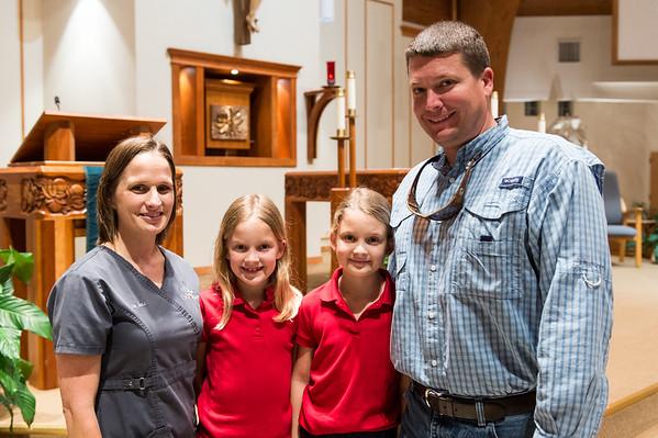First Communion Preparation (Children & Parents)