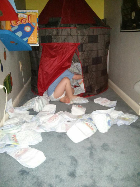 2013-04-29 - Diaper Disaster