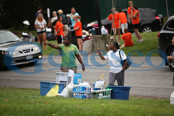 Student Move-In Day