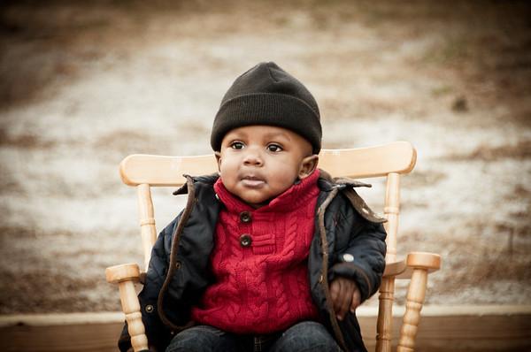 Baby Terrell-2010 Christmas Edition