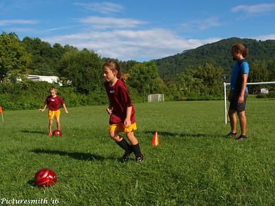 Soccer Camp '16