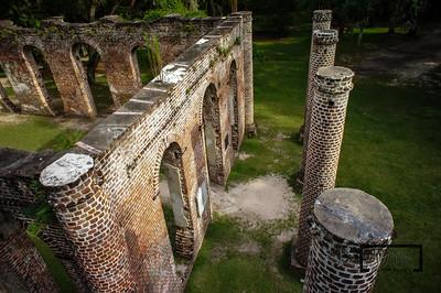 Old Sheldon Ruins