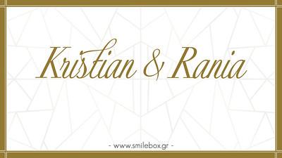 KRISTIAN - RANIA