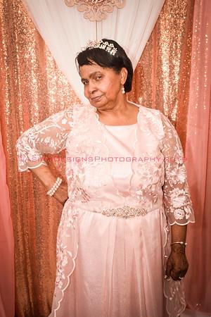 Aninha's 80th Birthday