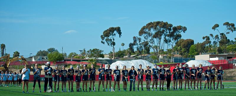 LCC V Girls Lax vs. Torrey Pines...CIF Final 5.16.15