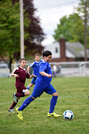 Soccer May 7, 2017