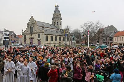 Apostelbrokken in Rupelmonde 2013